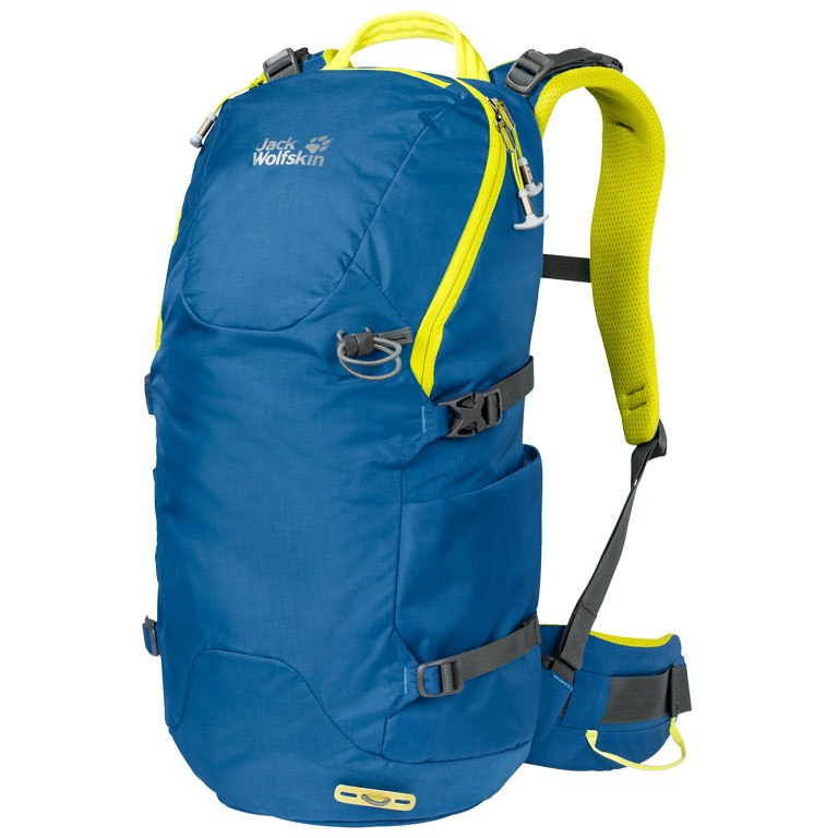 Jack Wolfskin Mountaineer 28 Rucksack - electric blue
