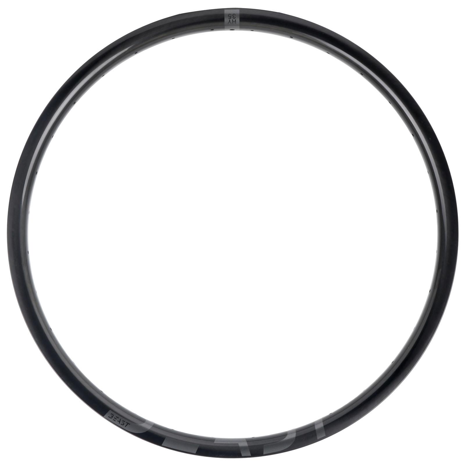 Beast Components HY35 29 Inch Carbon E-MTB Rim - UD black