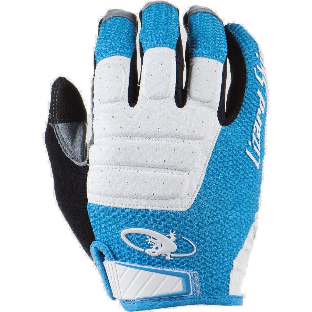 Lizard Skins Monitor HD Vollfinger-Handschuh - electric blue