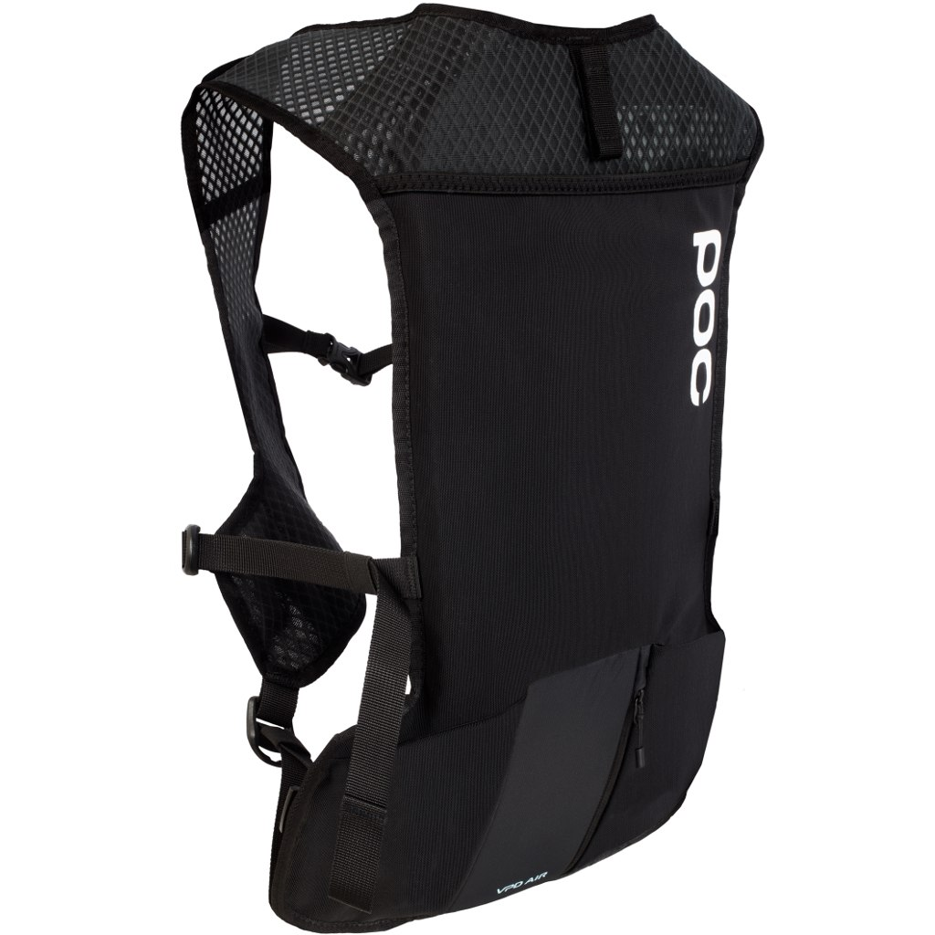 POC Spine VPD Air Backpack Vest Protektorenrucksack - 1002 Uranium Black