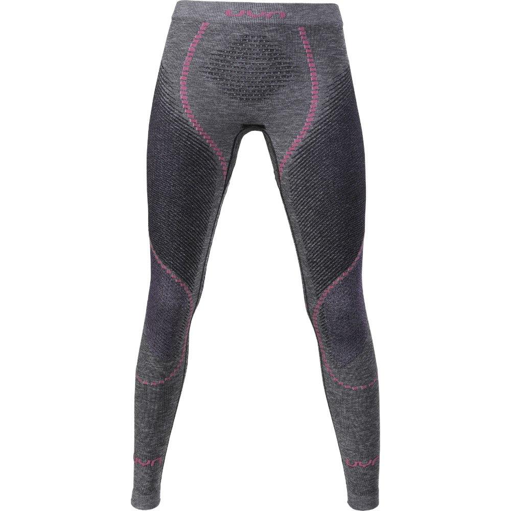 UYN Ambityon Underwear Pants Women - Black Melange/Purple/Raspberry