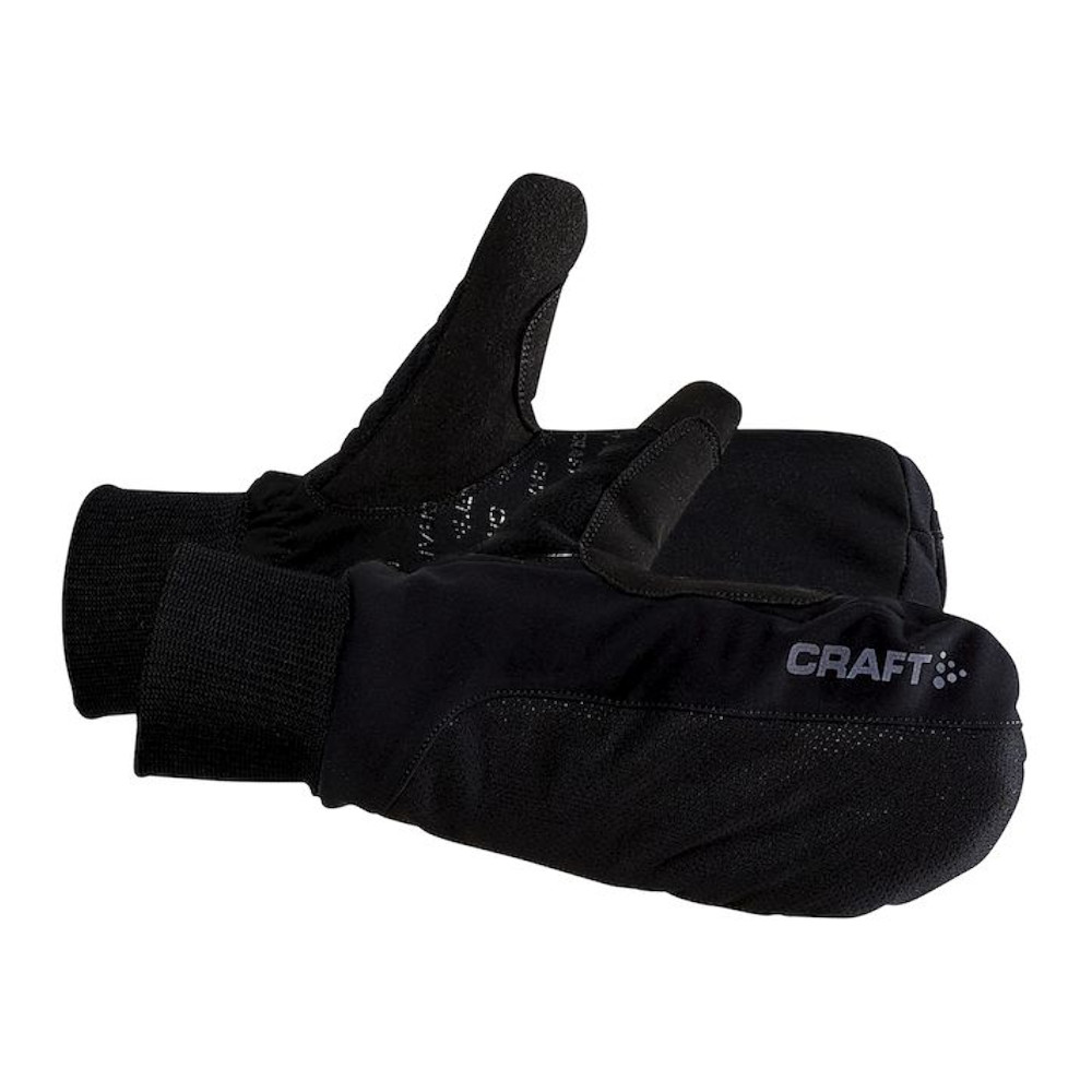 Image of CRAFT Core Insulated Mittens 1909892 - 999000 Black