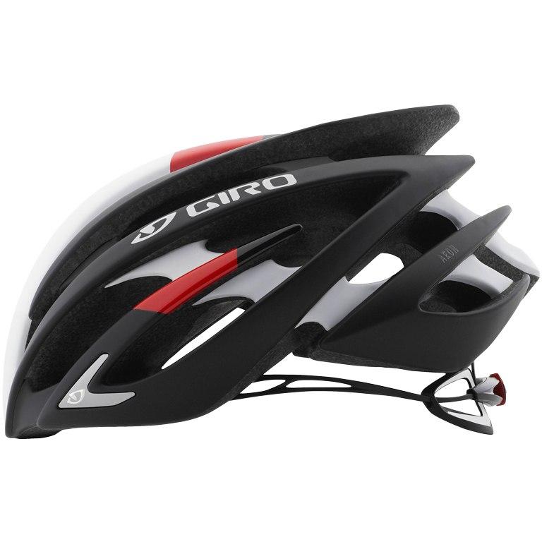 Image of Giro Aeon Helmet 2020 - matte black/bright red