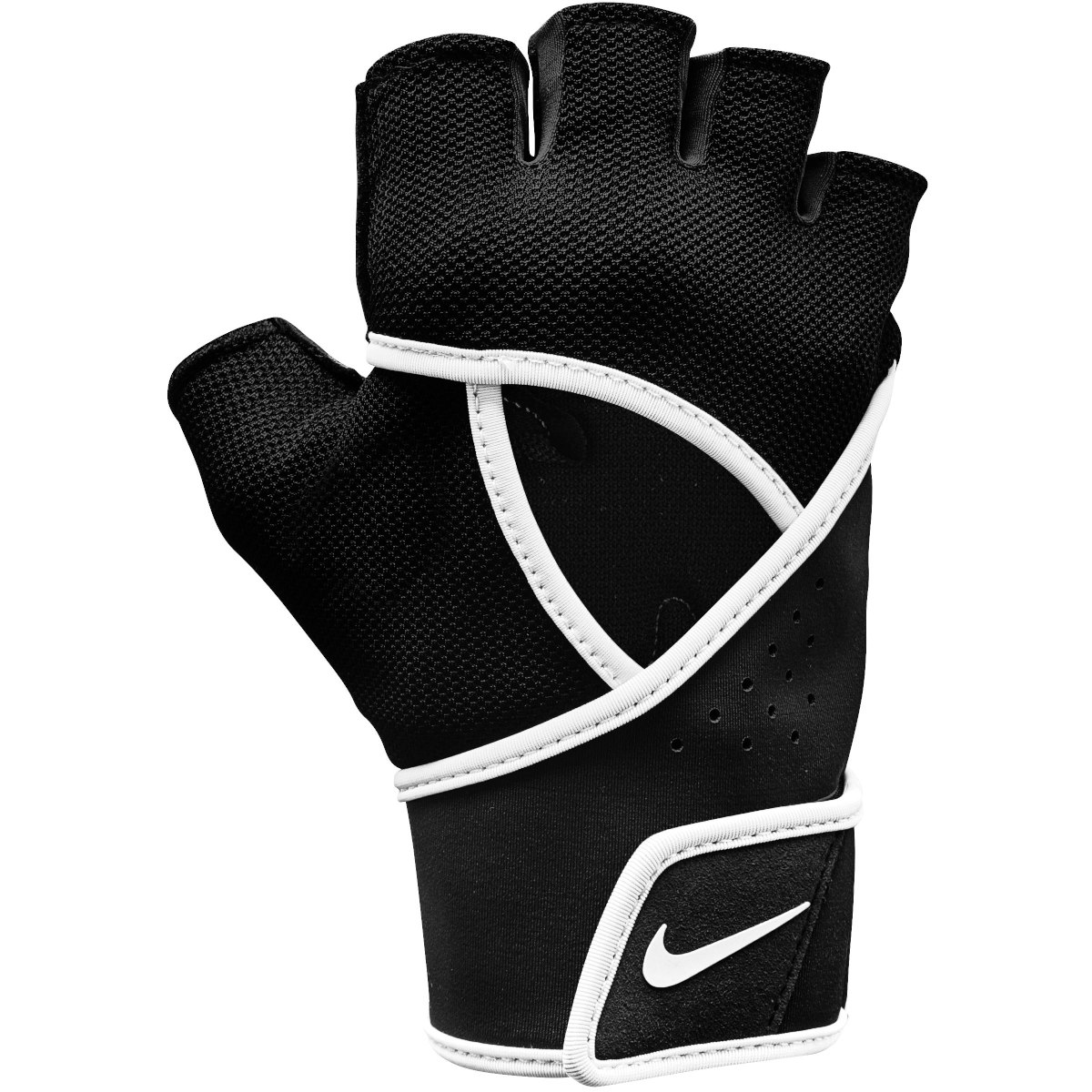 Foto de Nike Gym Premium Fitness Guantes para mujeres - black/white 010
