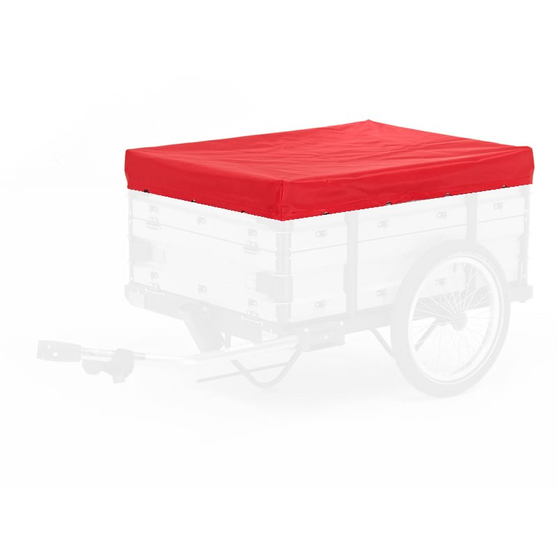 Picture of Roland Cover for Carrie M Bike Trailer - red