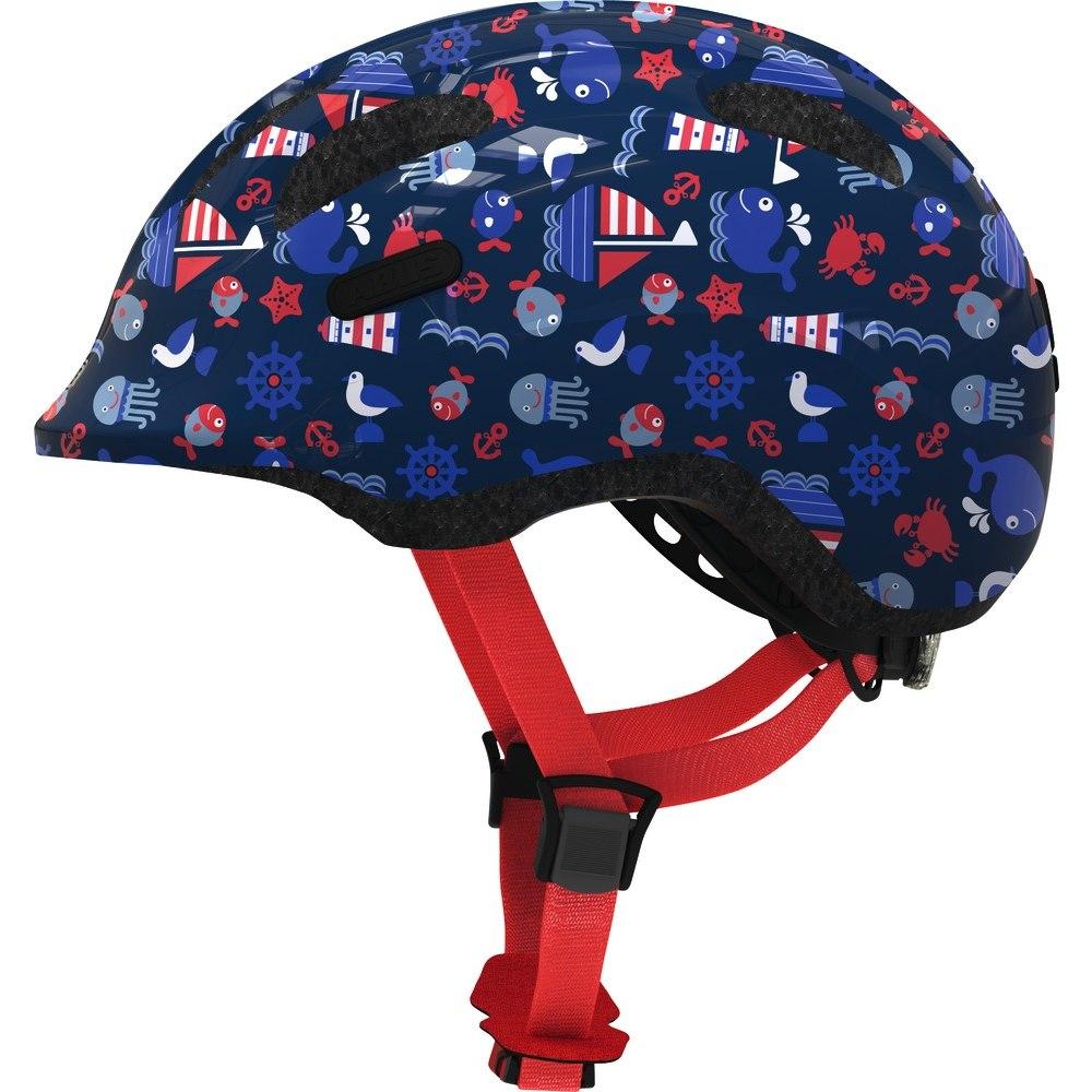 ABUS Smiley 2.1 Kids Helmet - blue maritim