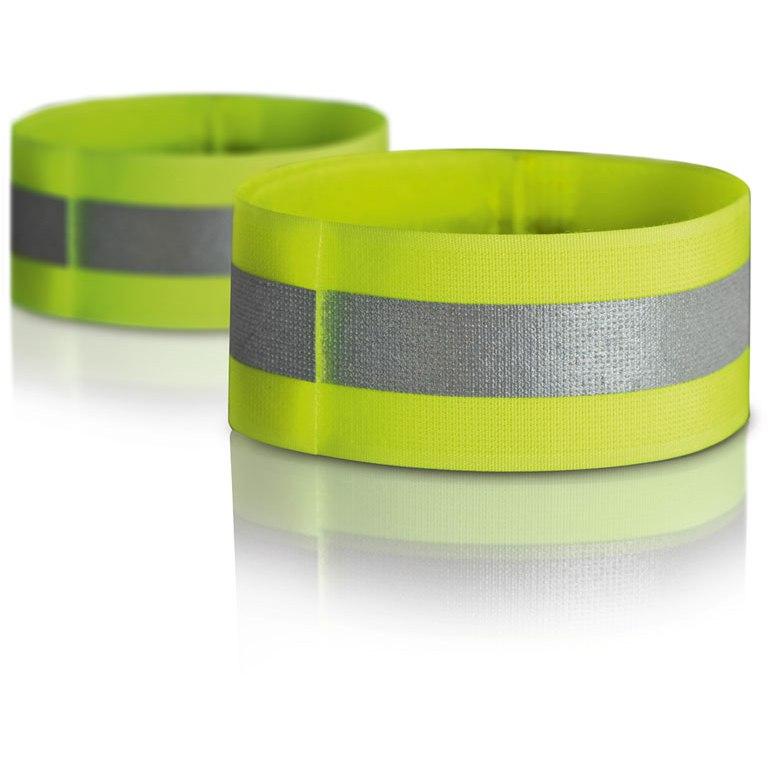 B-Lite Armband Set Safe (2 pcs.) Wrist Band - neon yellow