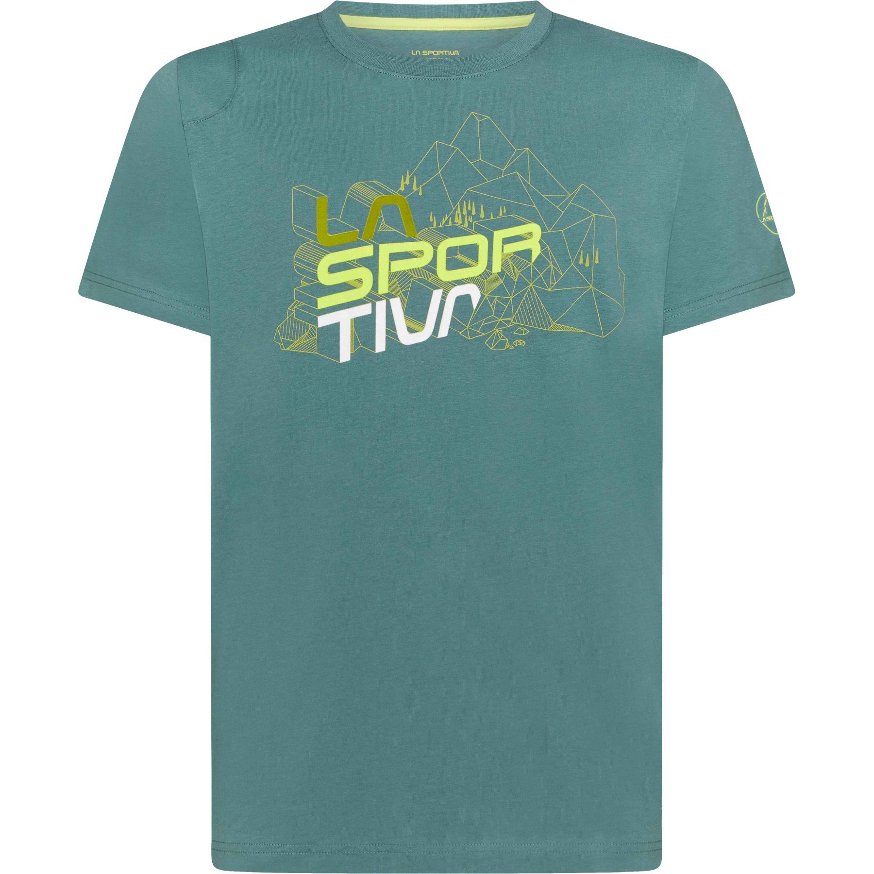 La Sportiva Cubic T-Shirt - Pine