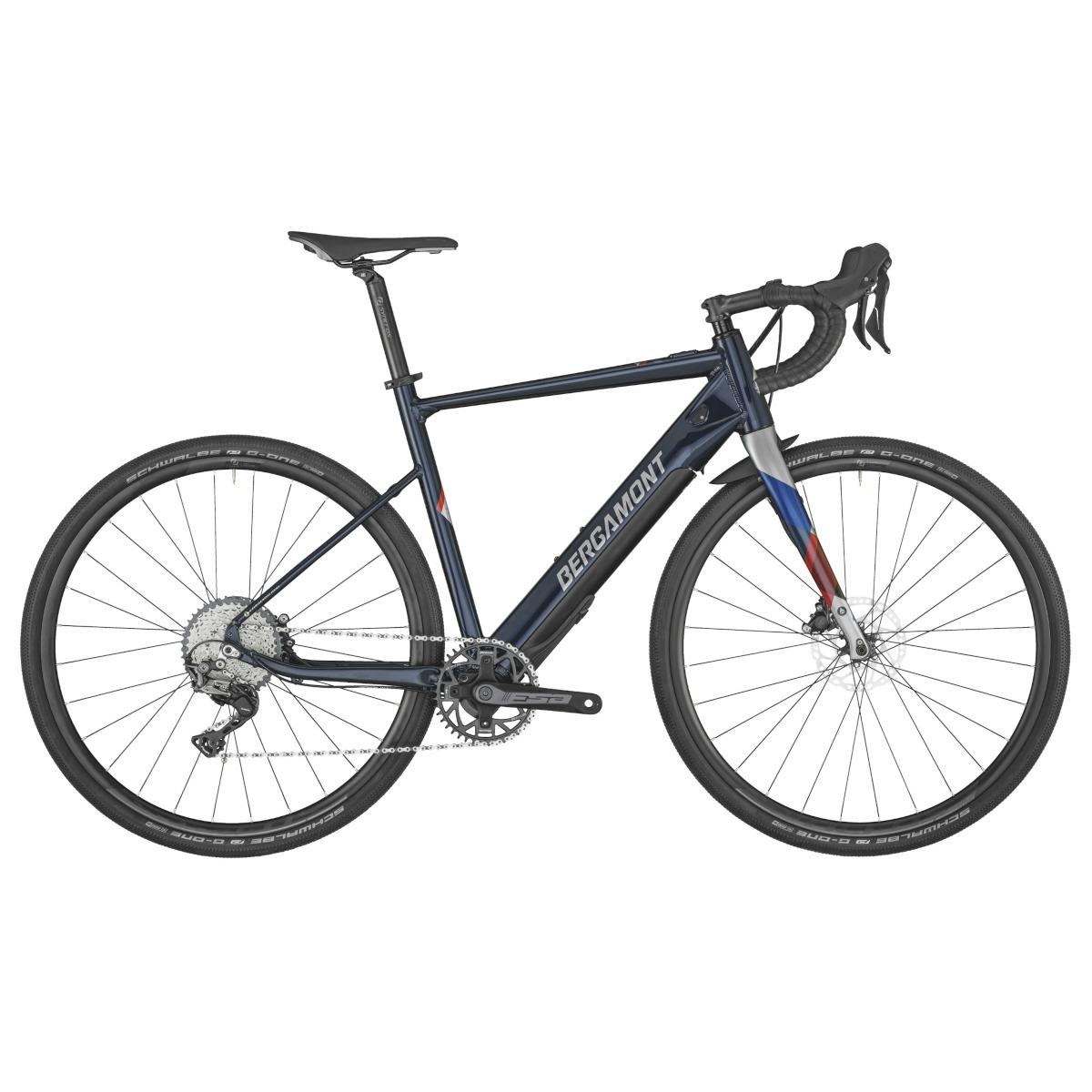 Produktbild von Bergamont E-Grandurance Elite - Gravel E-Bike - 2022 - midnight blue