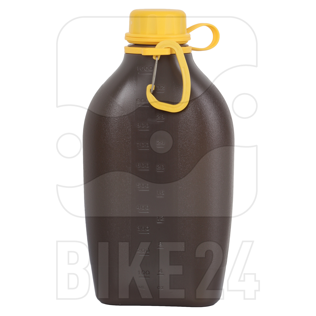 Wildo Explorer Bottle 1L - Trinkflasche - lemon