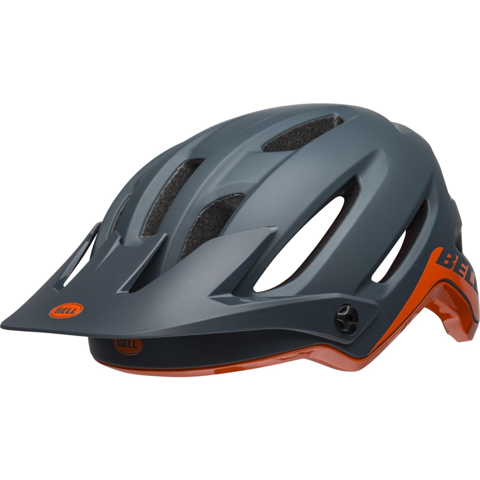 Bell 4Forty MIPS Helmet - cliffhanger matte/gloss slate/orange