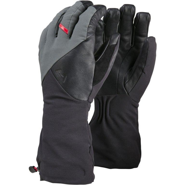 Picture of Mountain Equipment Randonee Gauntlets ME-002710 - Shadow Grey/Black