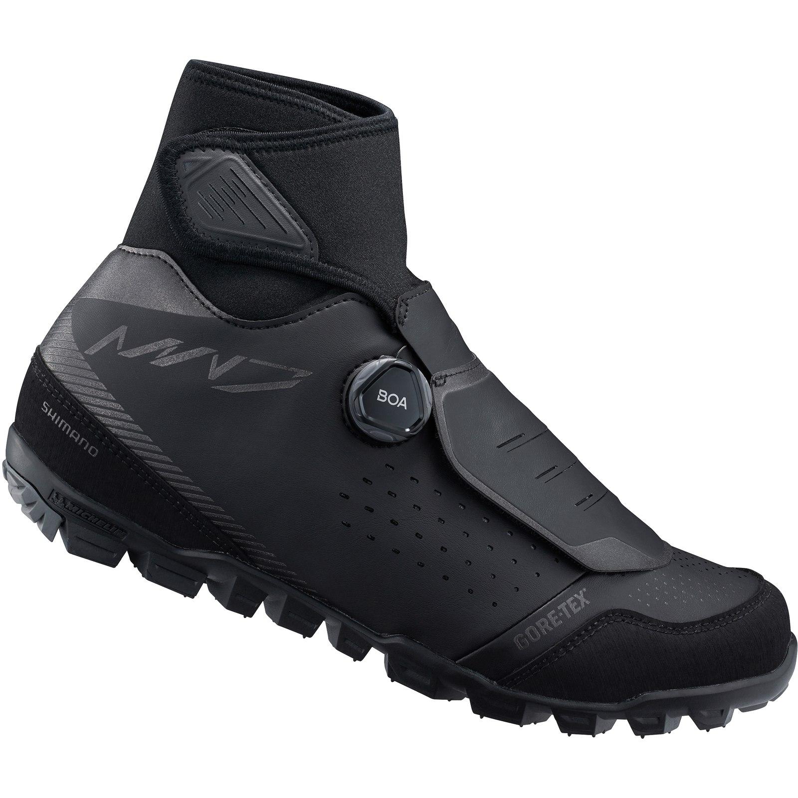 Foto de Shimano SH-MW701 - Zapatillas MTB Invierno - black