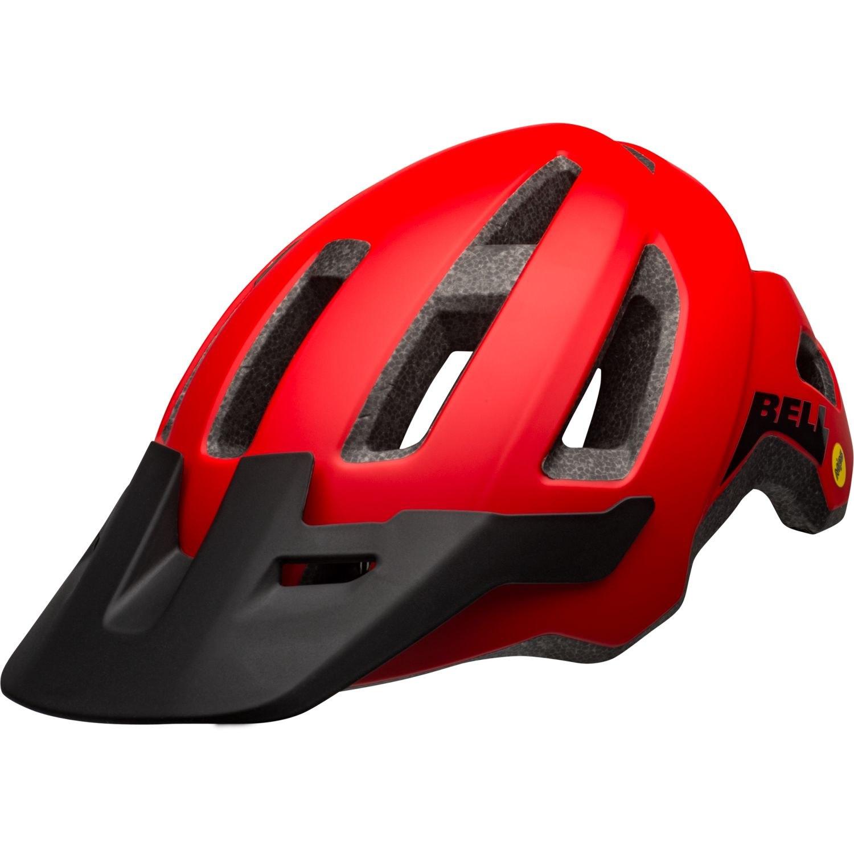 Bell Nomad MIPS Helmet UA (53-60 cm) - matte red/black