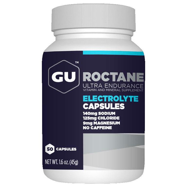 GU Roctane Electrolyte Capsules - 50 Saltsticks