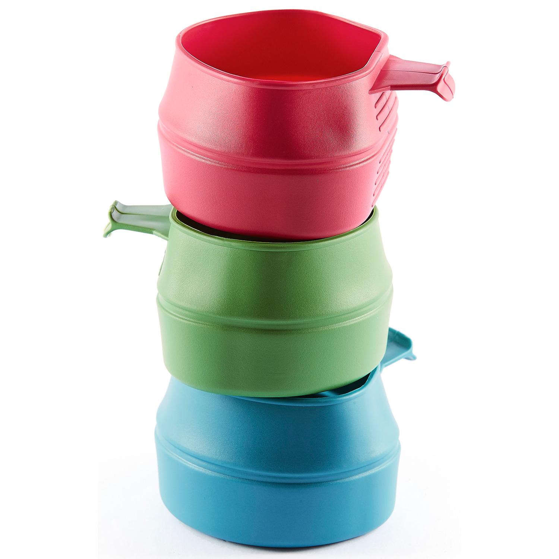 Bild von Wildo Fold-A-Cup Green - Raspberry