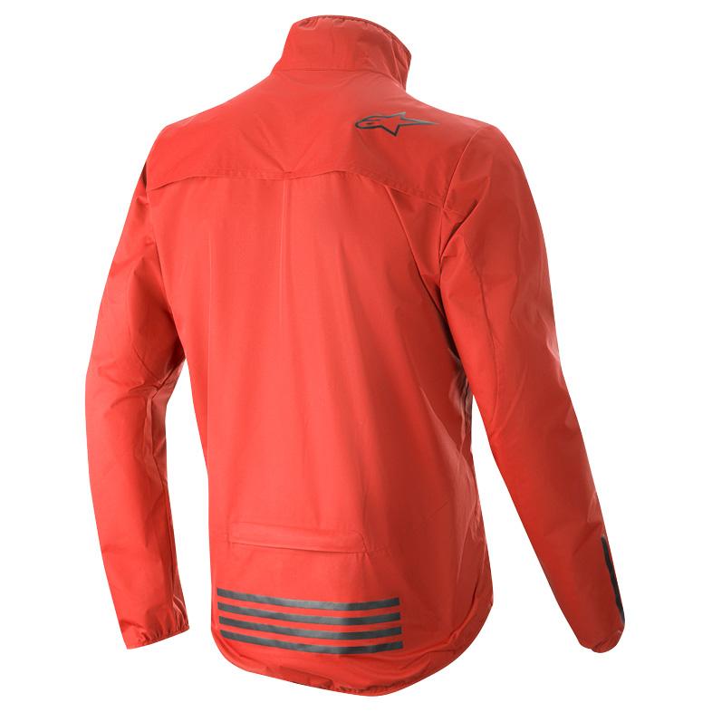 Image of Alpinestars Descender V3 Jacket - red