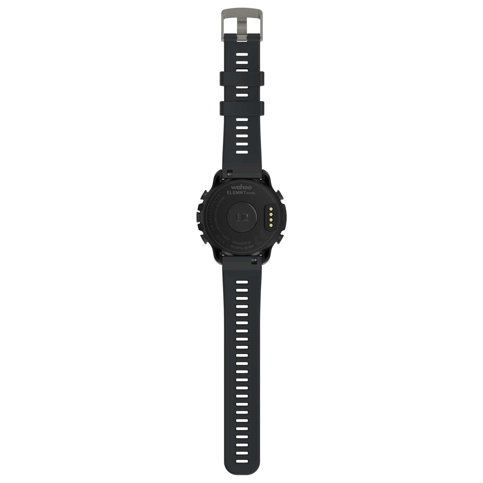 Image of Wahoo ELEMNT RIVAL GPS Multisports Watch - Stealth Grey