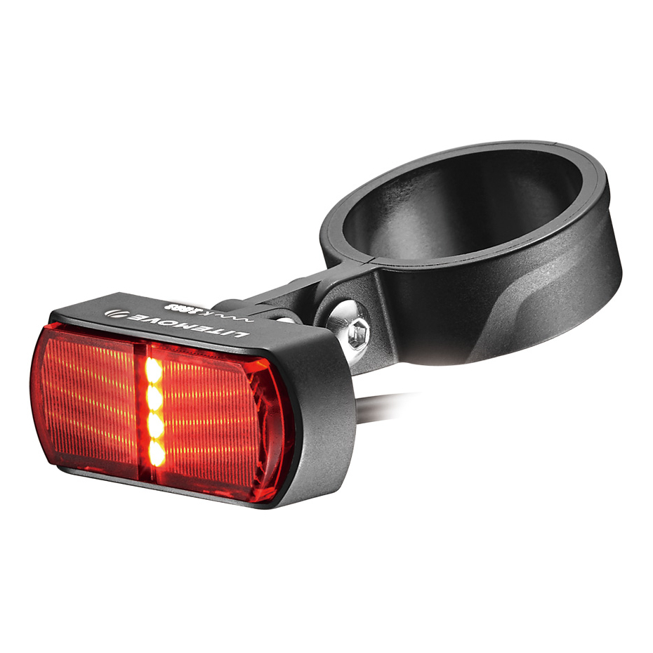 Litemove TS-SP LED Rückleuchte für E-Bikes - Sattelstützenmontage