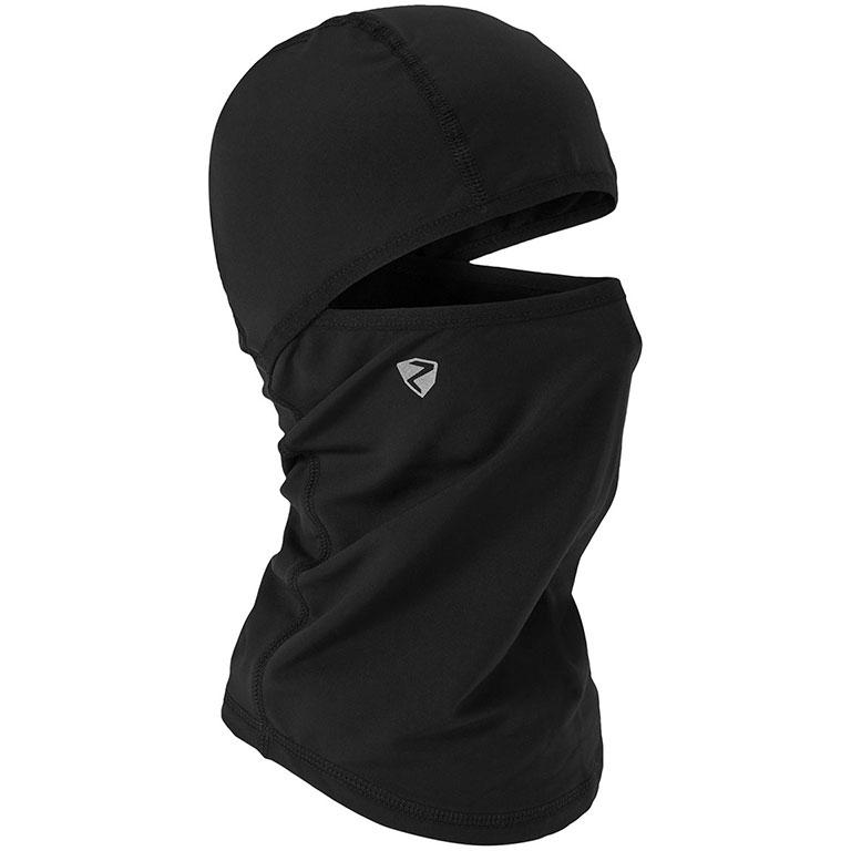 Ziener Ilker Underhelmet Mask - black