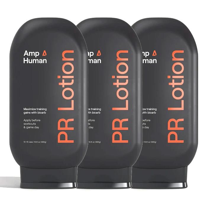 Produktbild von Amp Human PR Sport-Lotion - 3x 300g
