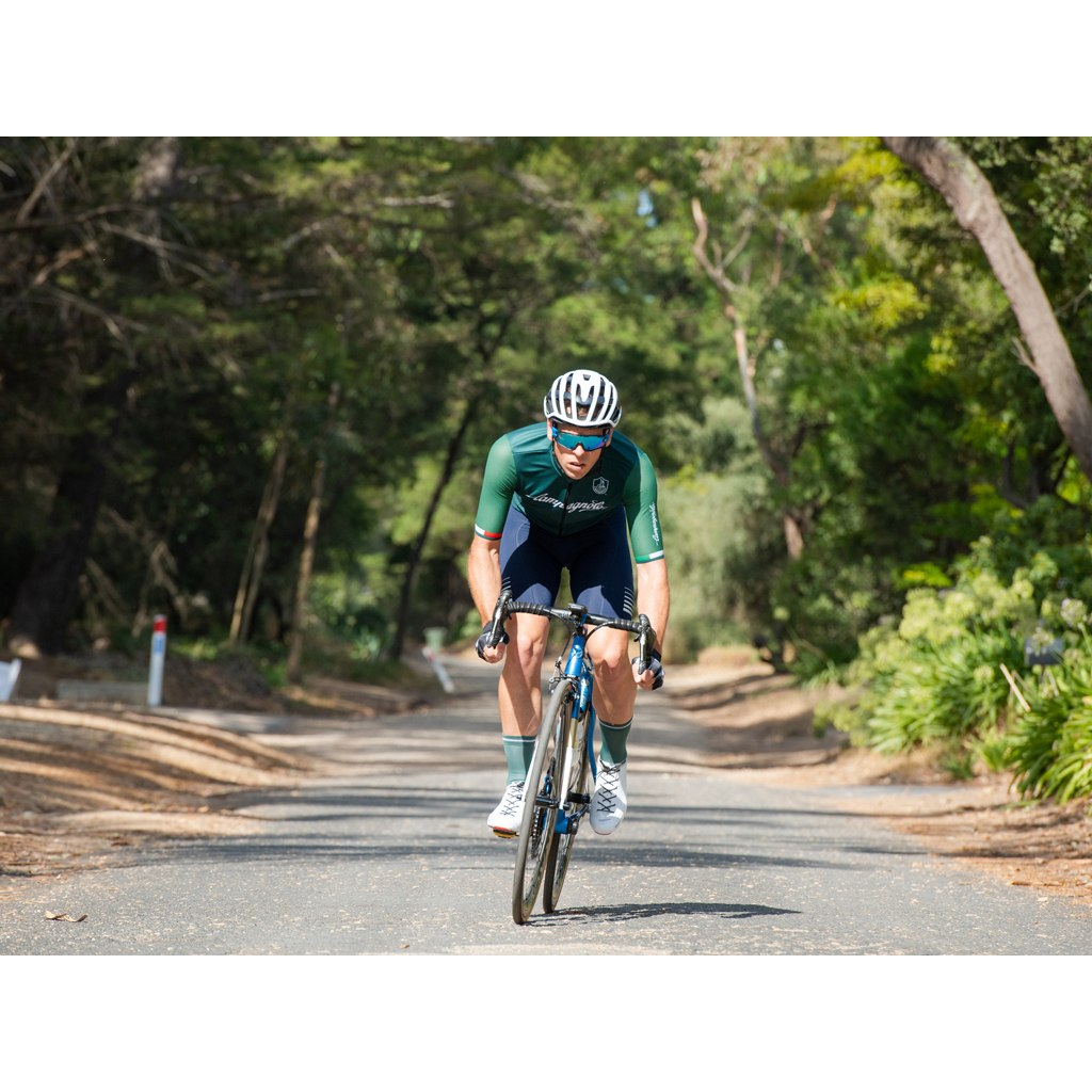 Image of Campagnolo Iridio Jersey - green