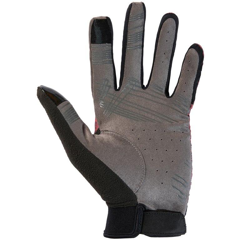 Image of Vaude Men's Dyce Gloves II - mars red