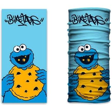 Biketags Sesame Street Multifunctional Cloth - Cookie Monster