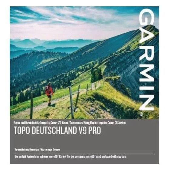 Garmin TOPO Germany v9 PRO - microSD/SD card - 010-11288-07