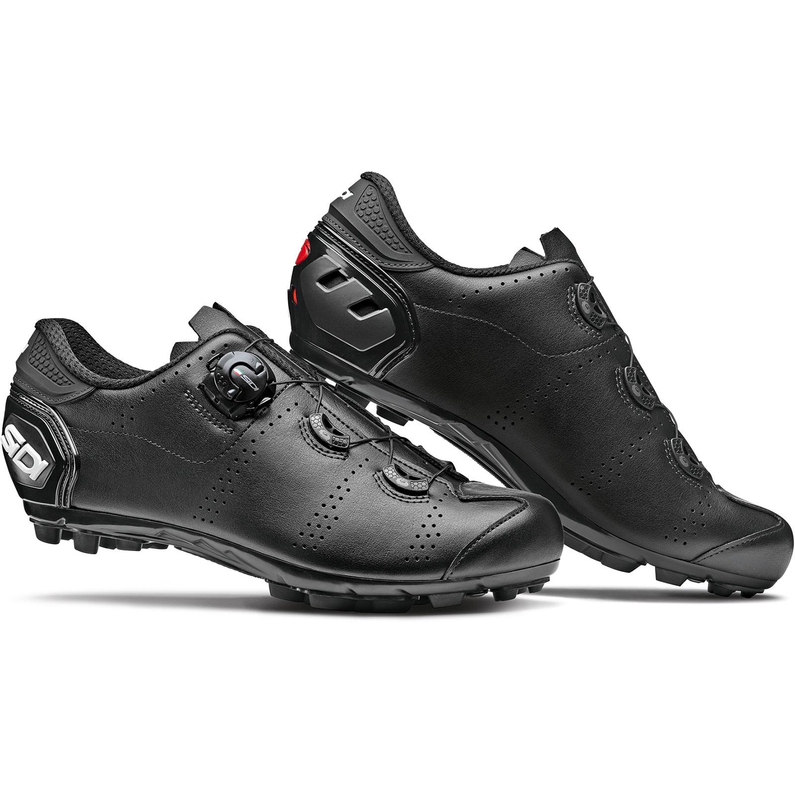 Sidi Speed Zapatillas MTB - black/black