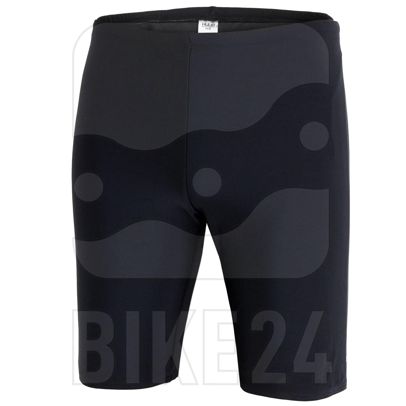 Produktbild von HUUB Design Original Training Jammer Badehose - schwarz