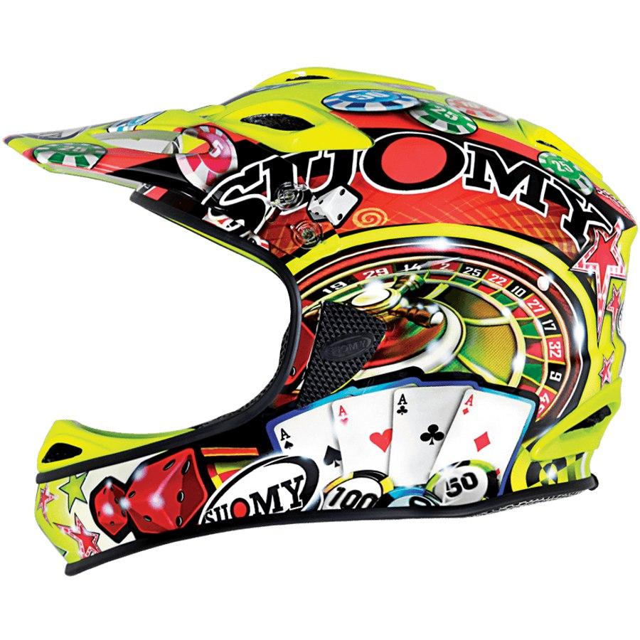 Suomy Jumper Gamble Fullface-Helmet