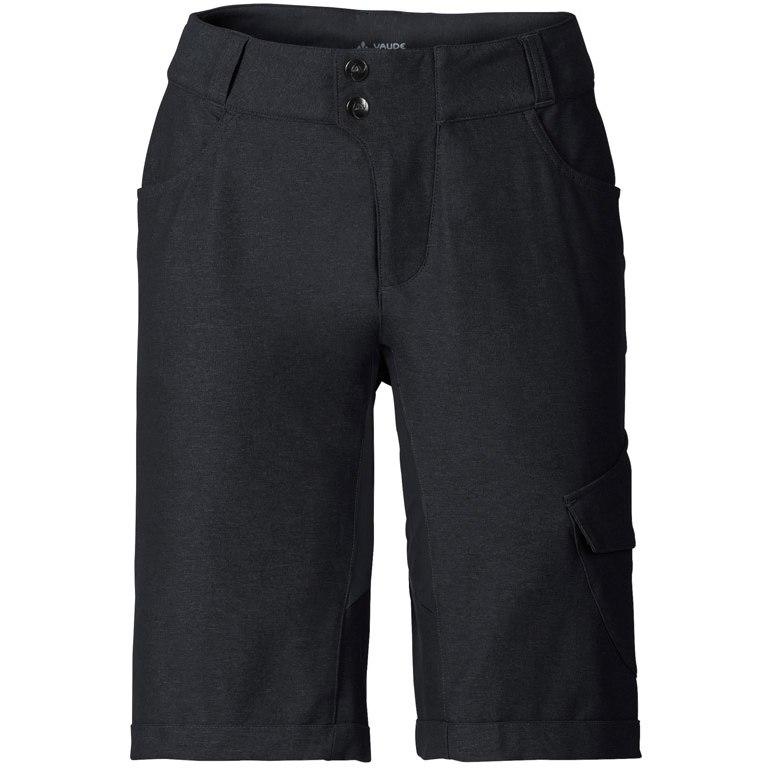 Vaude Tremalzo Damen Shorts II - schwarz
