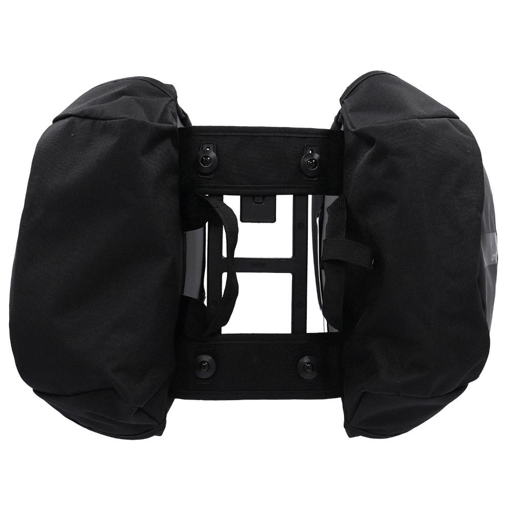 Bild von XLC V-Light Active Gepäckträgertasche - Doppelt - MIK - schwarz