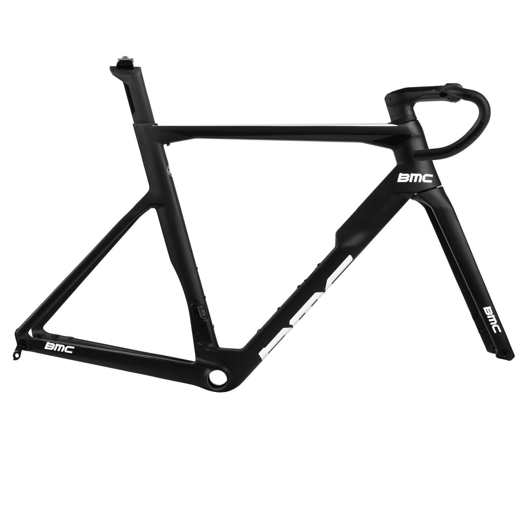 BMC TIMEMACHINE 01 ROAD MODULE Frame Set - NTT-Design - 2021 - carbon/white/black