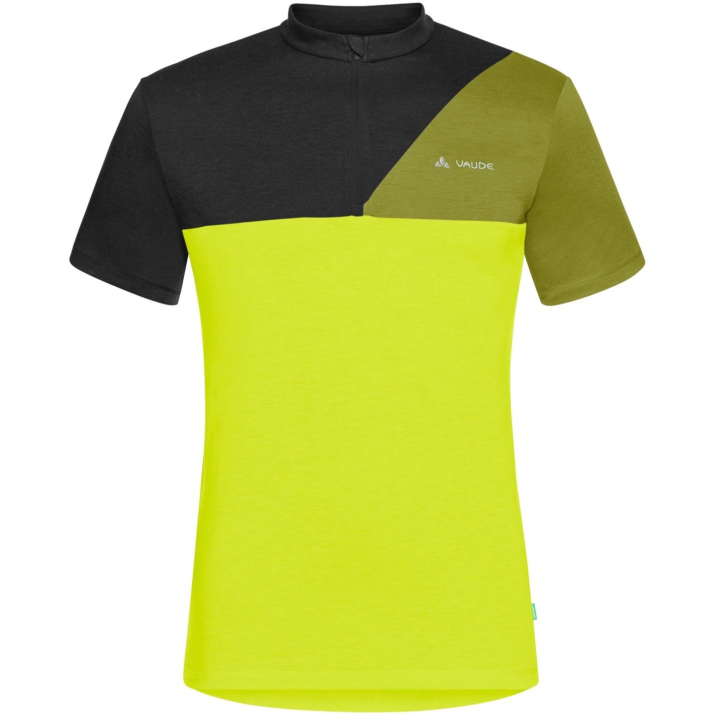 Vaude Tremalzo Shirt IV - bright green/black