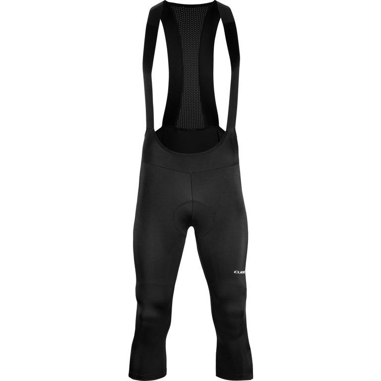 CUBE BLACKLINE Trägerhose 3/4 - black