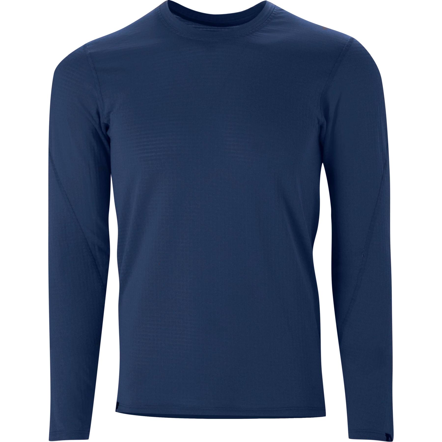 7mesh Gryphon Camiseta de Mangas Largas para Hombre - cadet azul