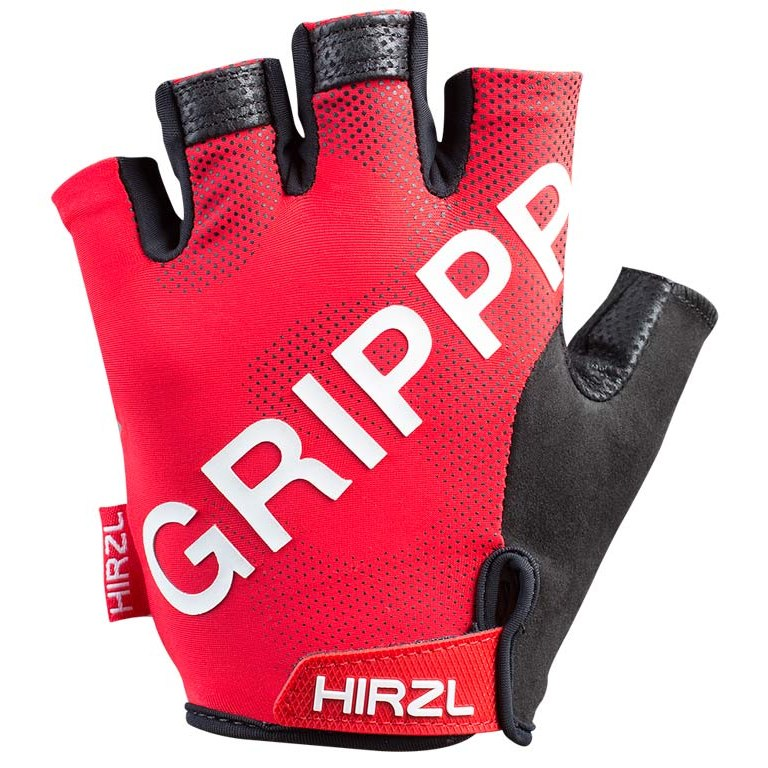 Hirzl Grippp Tour SF 2.0 Short Finger Gloves - Red