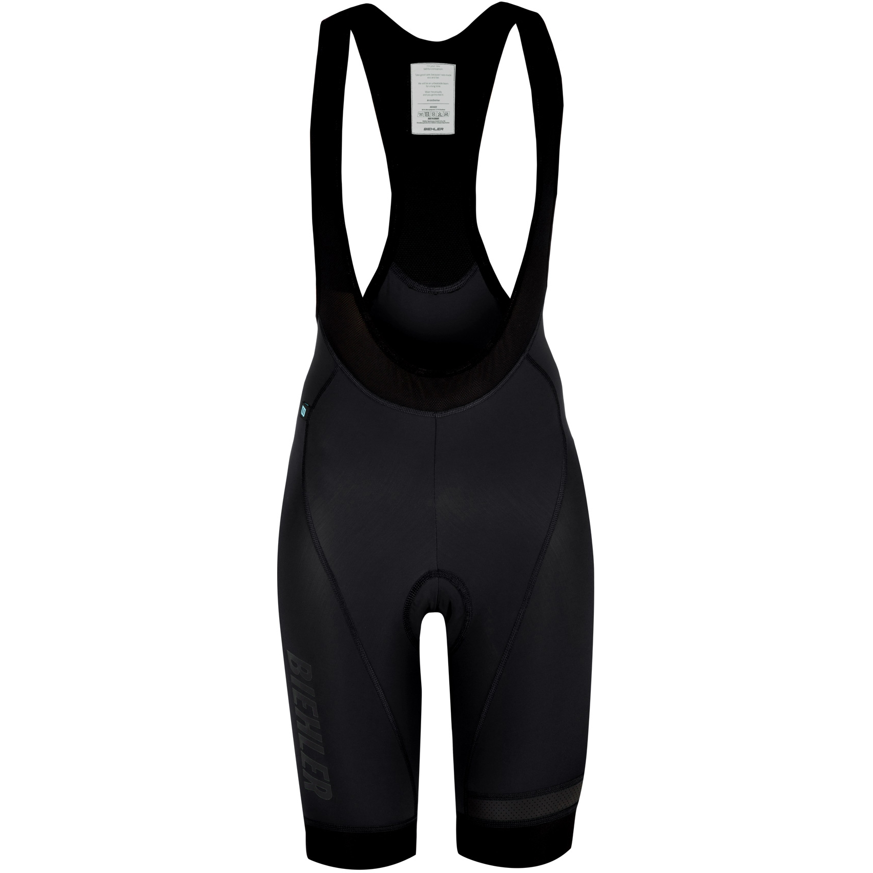 Biehler Neo Classic Signature³ Bib Shorts Women - black