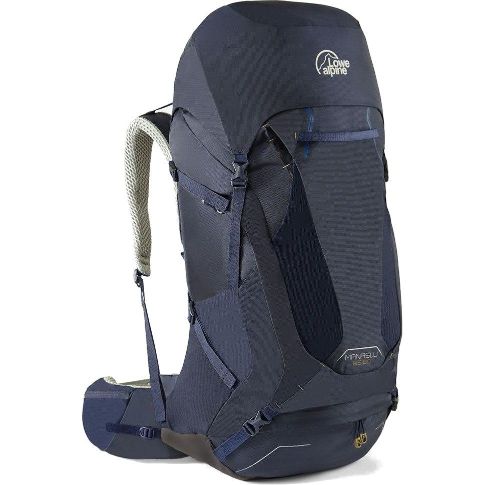 Lowe Alpine Manaslu 65:80 Large Backpack FBQ-05 - Navy