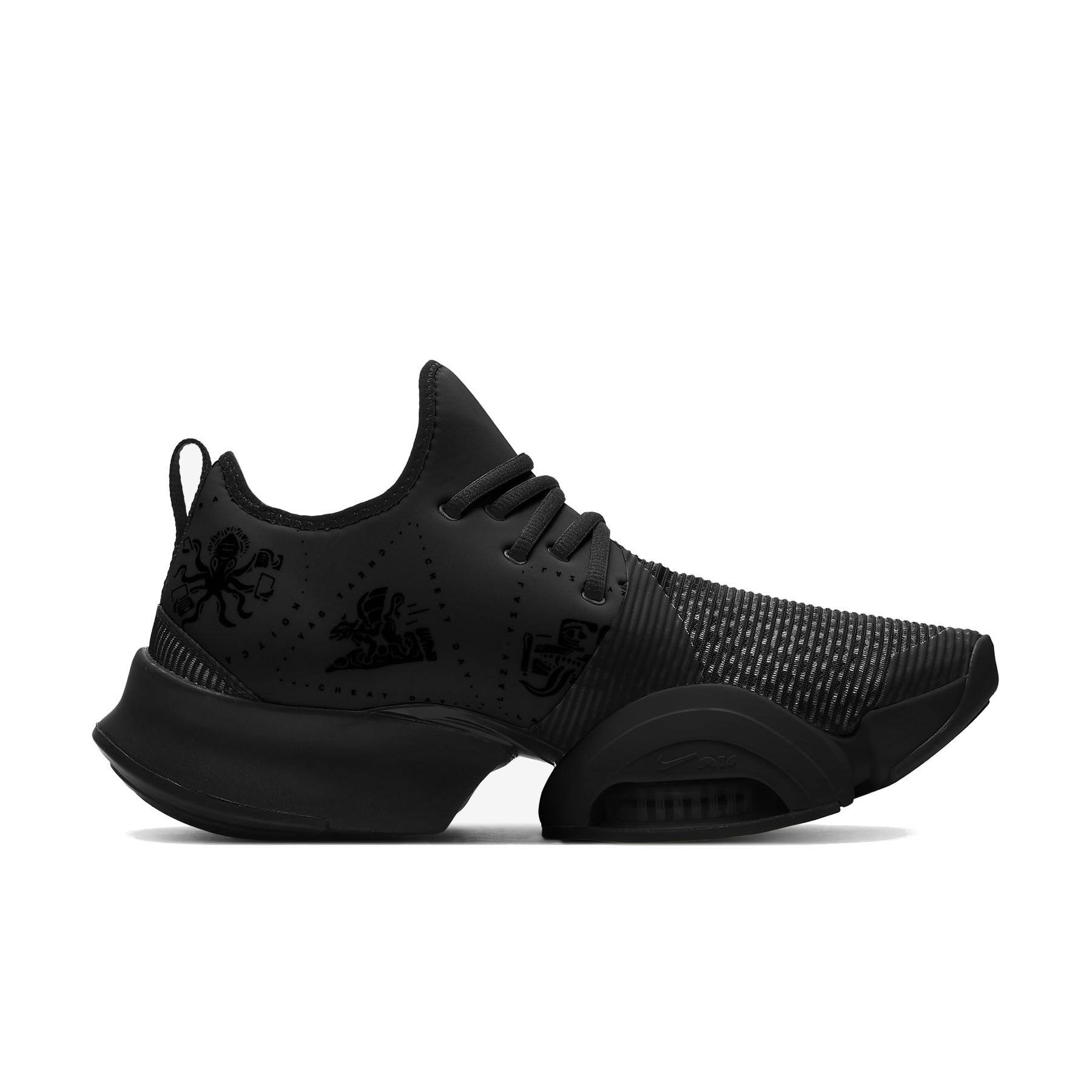 Nike Air Zoom SuperRep Herren Trainingsschuh - black/black-black-anthracite CD3460-001