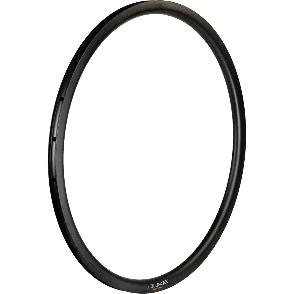 DUKE Road Runner 30 Clincher Disc Rim - 2mm Offset - 19.5-622 - 28 Holes