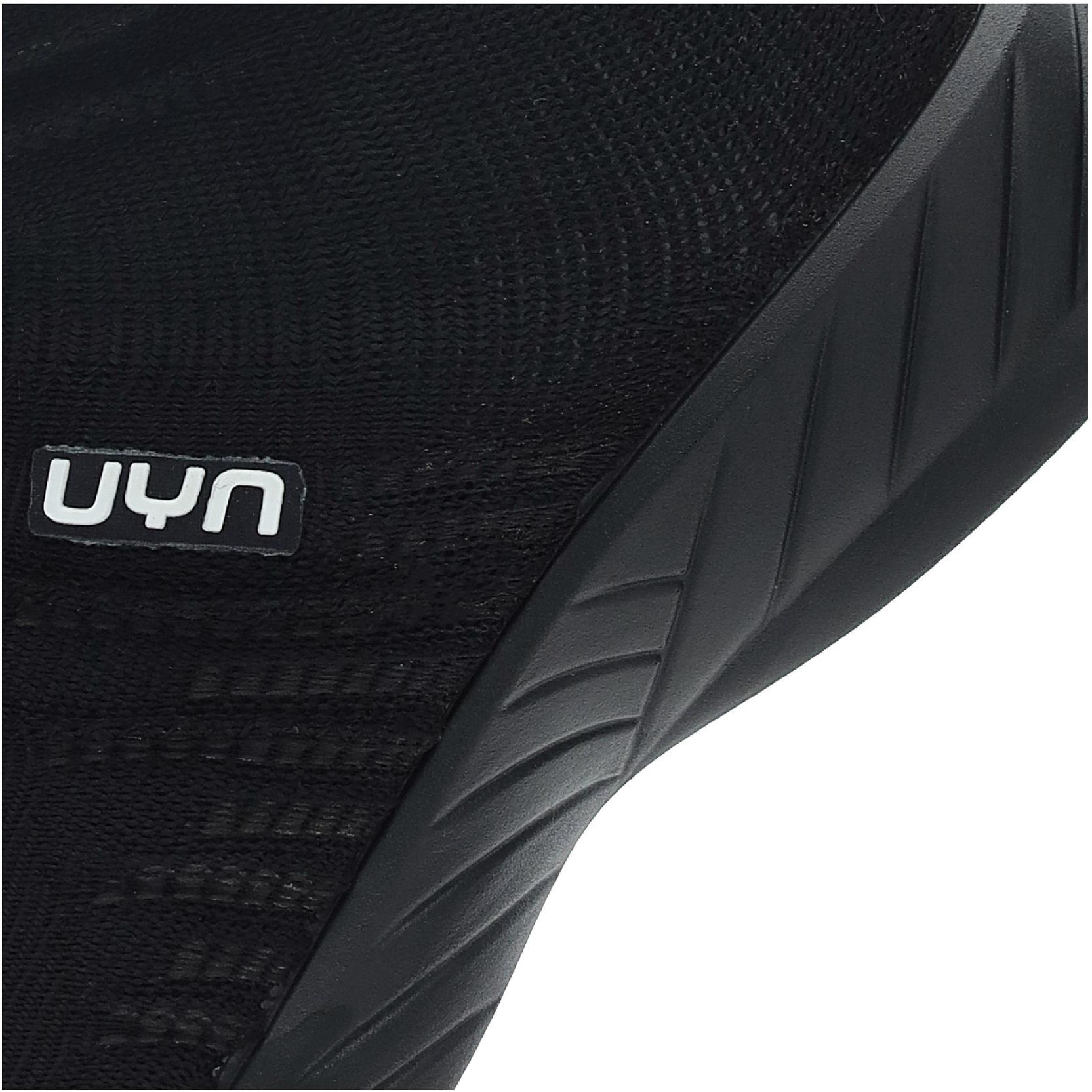 Bild von UYN X-Cross Black Sole Laufschuhe - Optical Black/Black