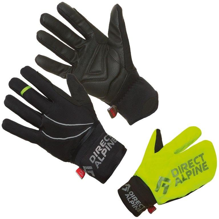 Image of Directalpine Express Plus Gloves - black