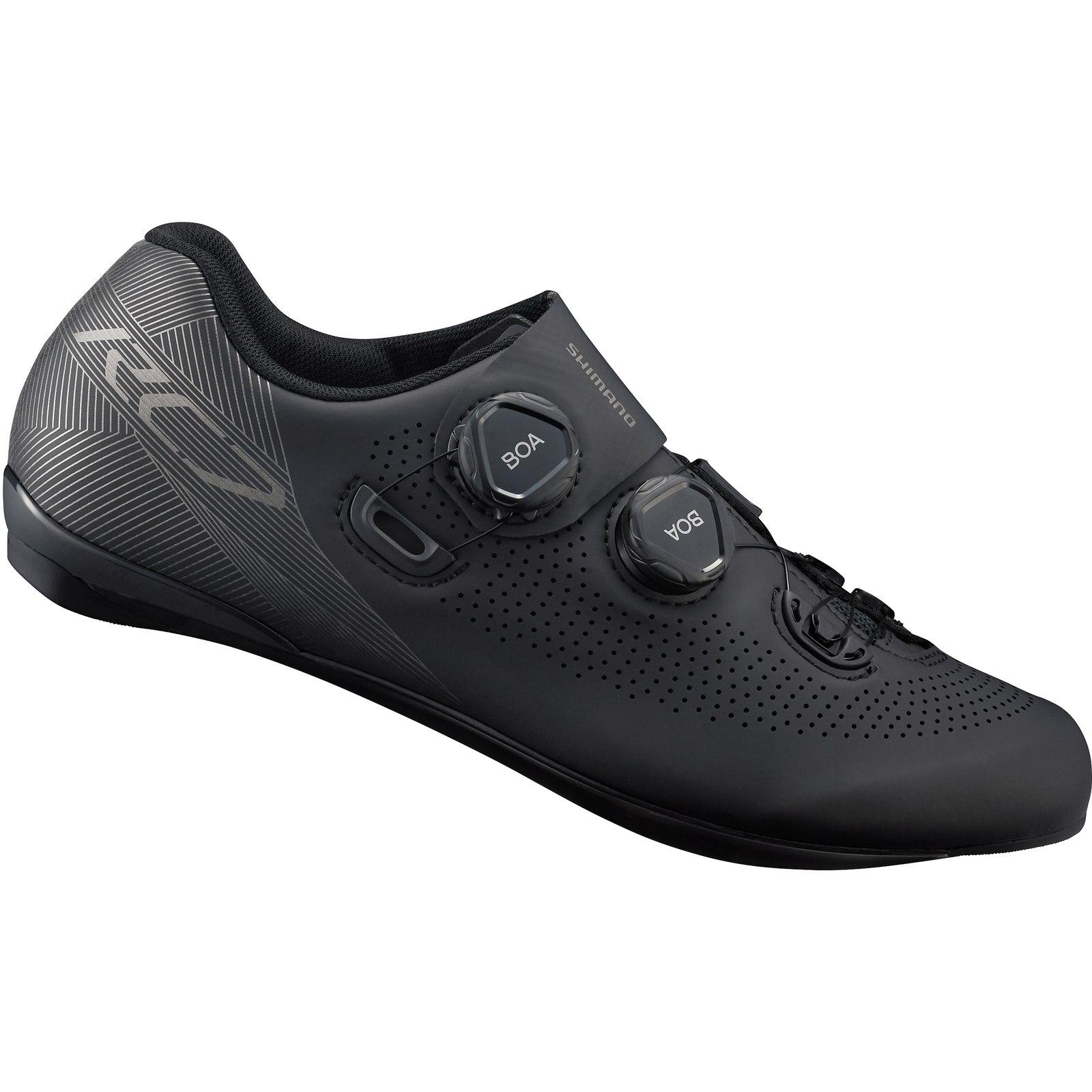 Shimano SH-RC701 Rennradschuh - black