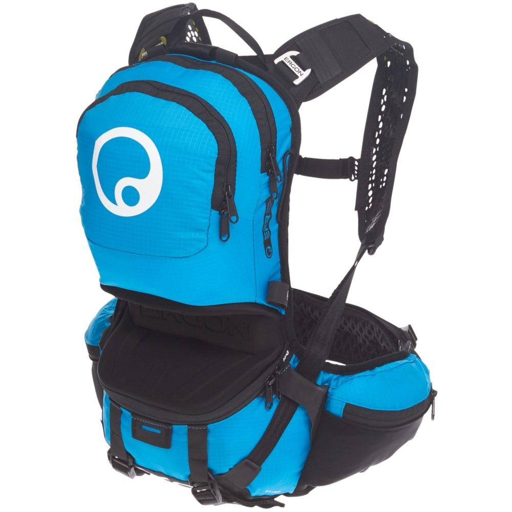 Ergon BE2 Enduro Backpack - black/blue