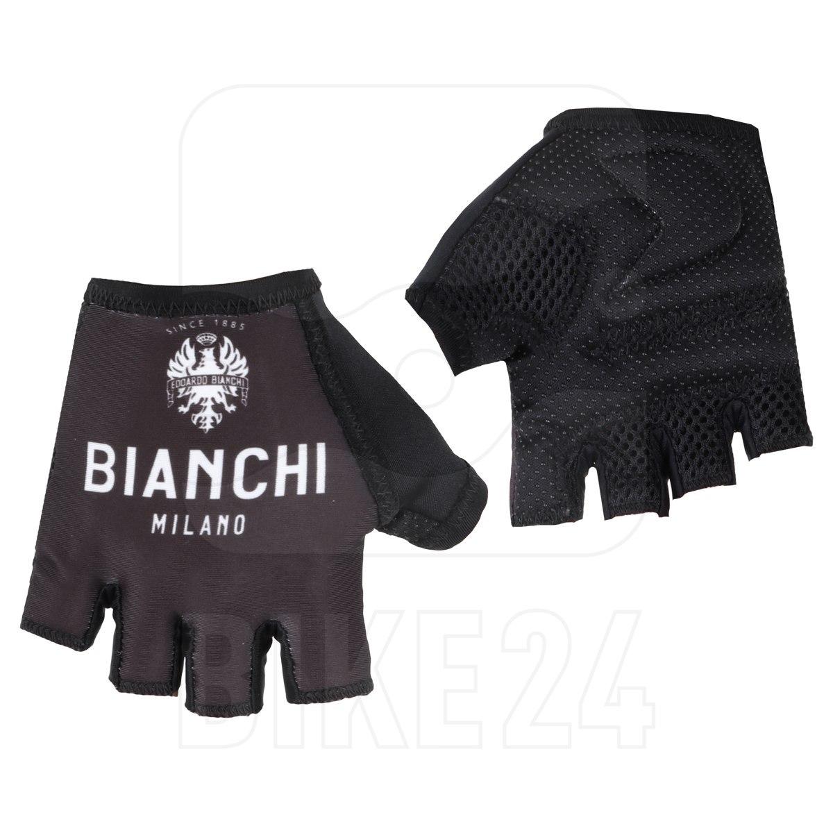 Nalini Bianchi Milano Divor1 Gloves - black 4000