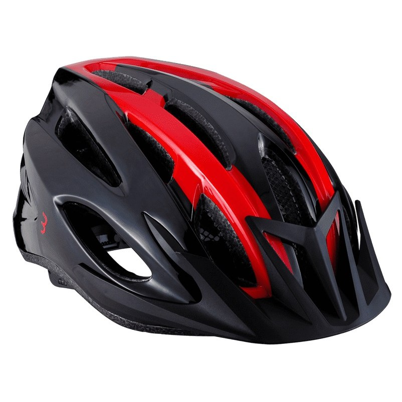 BBB Cycling Condor BHE-35 MTB Helmet - black/red