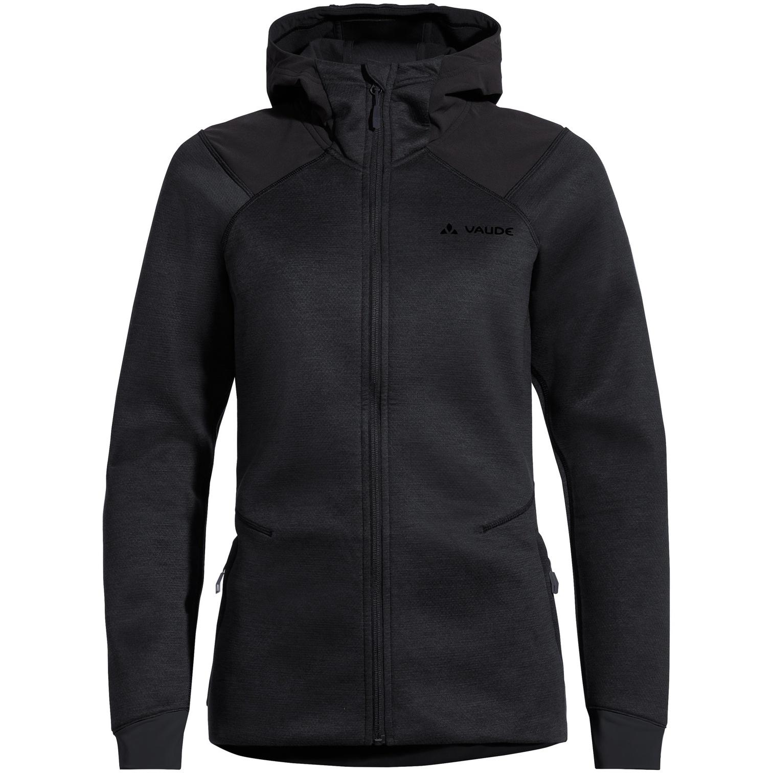Vaude Women's Minaki Hooded Jacket - black